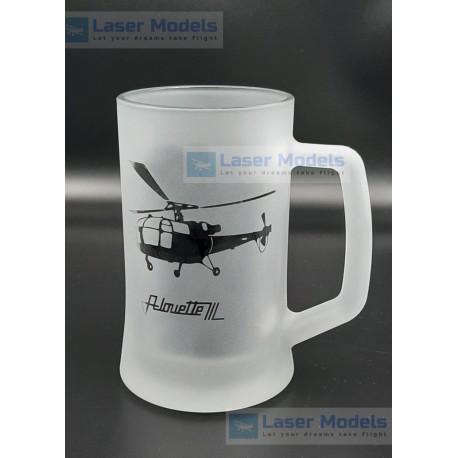 Alouette III - Beer Mug 1x