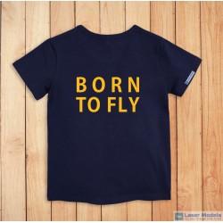 Tshirt Born To Fly