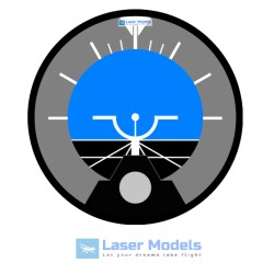 Attitude Indicator / Artificial Horizon - stickers