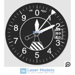 Altimeter - stickers