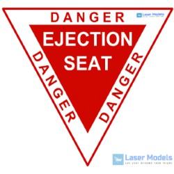 Danger Ejection - stickers