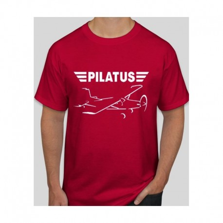 Tshirt Pilatus Pc-6 Turbo Porter