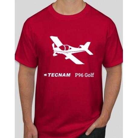 Tshirt Tecnam P96 Golf