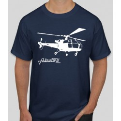 T-shirt Alouette III