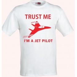 Tshirt R/C Jet Pilot