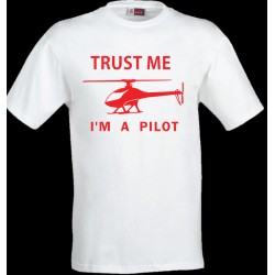 Tshirt R/C Helicopter Pilot