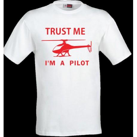 Tshirt R/C Heli Pilot