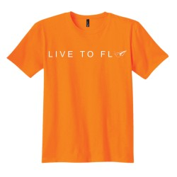 Tshirt Live to Fly V2