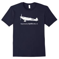 Tshirt Spitfire MK.IX