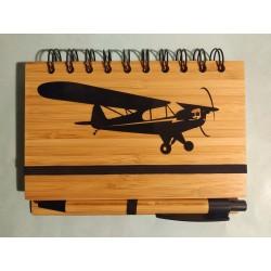 Piper Cub Notebook