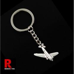 Remove Before Flight - Keychain