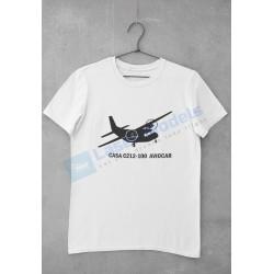Tshirt Casa C212-100 Aviocar