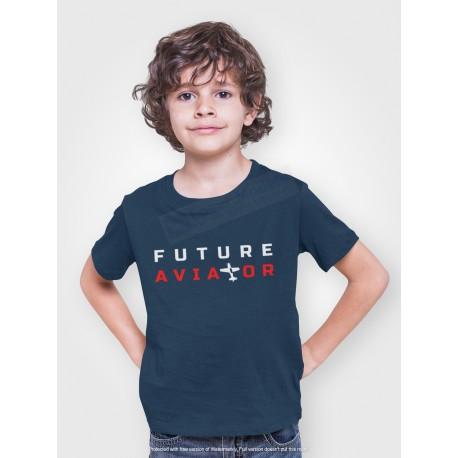 Tshirt Future Aviator