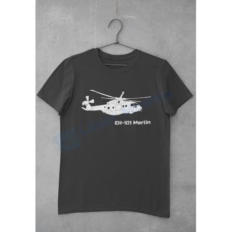 Tshirt EH-101 Merlin